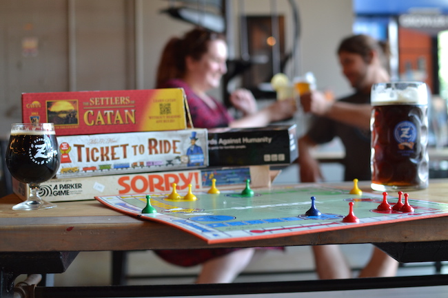 Zauber-Board Game-Beer-Sorry